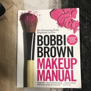 Other - Bobbi brown make up Manual